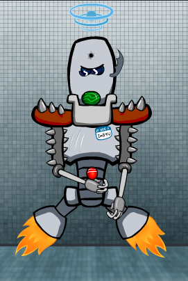 [image of robot]